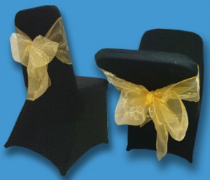 sashes in chair black