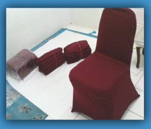 Packing tips chair covers